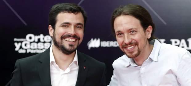 'Unidos Podemos' será el nombre de la coalición entre Podemos e Izquierda Unida para el 26-J