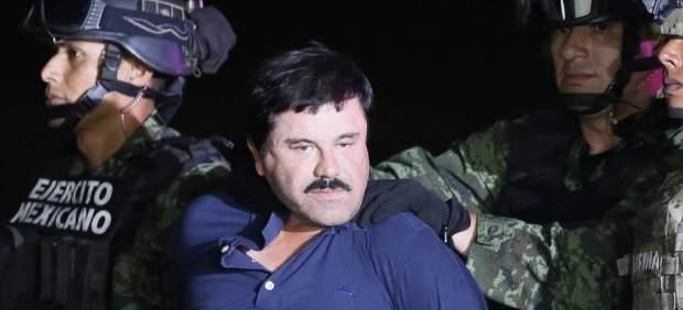 México da luz verde a la extradición del 'Chapo' Guzmán a Estados Unidos