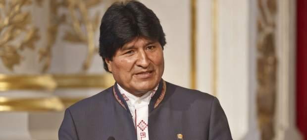 """La expareja de Evo Morales proclama su """"primera victoria"""" legal contra el mandatario"""