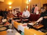 Consurso de cortadores de jamón de Jerez de los Caballeros