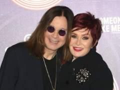 Ozzy Osbourne y su mujer