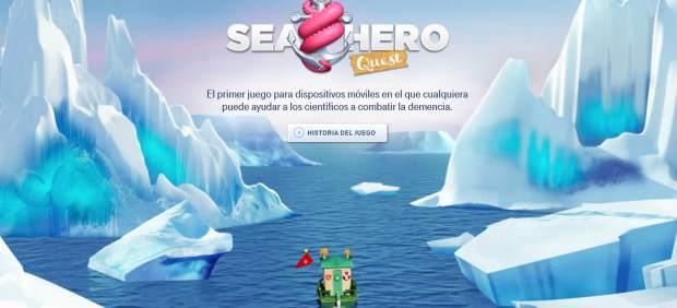 Sea Hero Quest, el videojuego que ayuda a los científicos a investigar sobre el Alzheimer