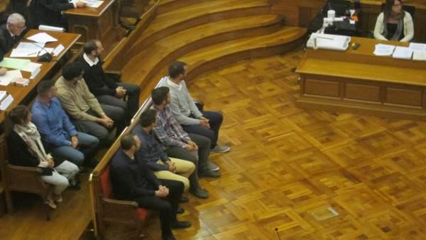 Juicio a ocho mossos d'Esquadra por la muerte de Juan Andrés Benítez