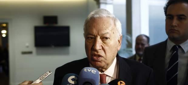 """Margallo matiza: """"Quien se ha pasado cuatro pueblos en el tema de la austeridad es la CE"""""""