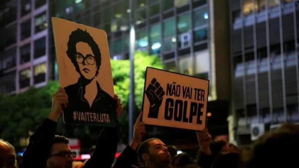 """Contra el impeachment: """"No va a haber golpe"""""""
