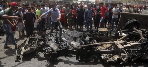 Día trágico en Bagdad: otros dos nuevos atentados causan al menos 14 muertos