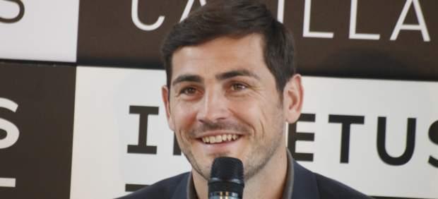 """Casillas: """"No me siento a gusto con mi rendimiento"""""""