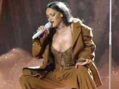 Rihanna presenta su última colección para Puma en París