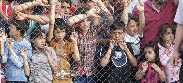 Una treintena de niños sirios sufrió abusos y violaciones en un campo de refugiados en Turquía