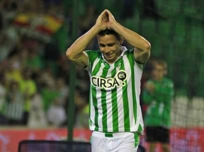 Rubén Castro, del Betis