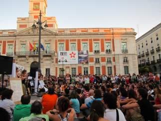 Manifestación del 15M