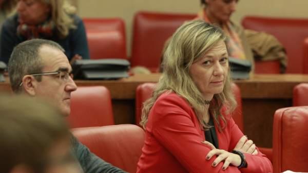 La juez de Podemos Victoria Rosell