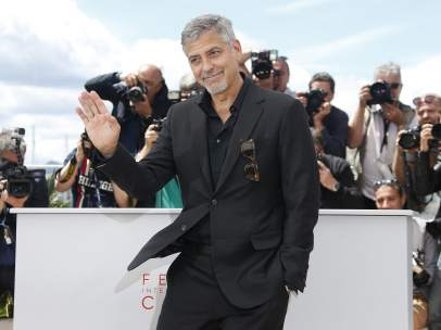 George Clooney Festival Cannes