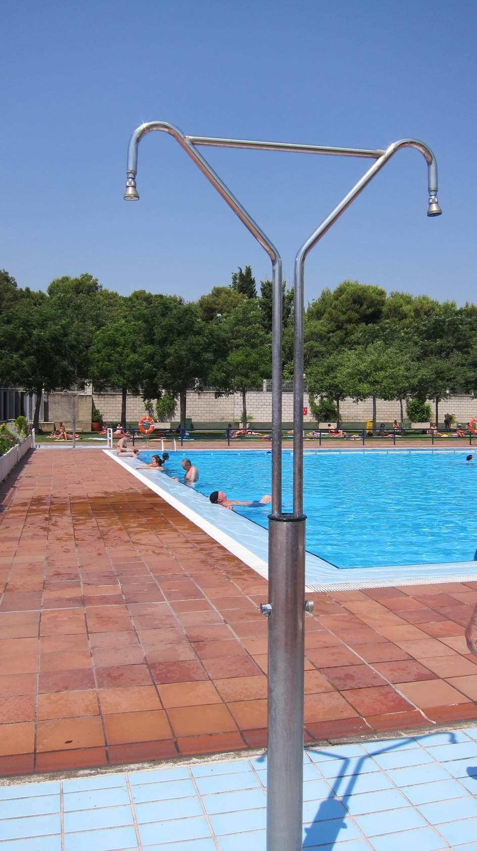 Las piscinas municipales de madrid abren este s bado for Piscinas municipales lleida