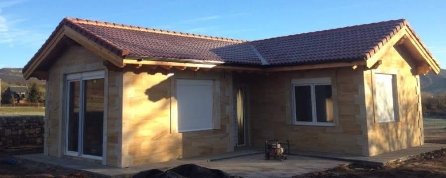 Casas prefabricadas la demanda pr cticamente se ha - Casas prefabricadas americanas en espana ...