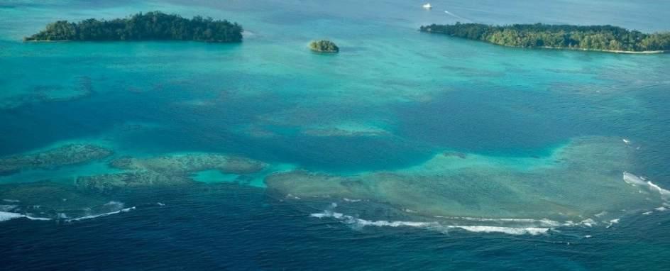 El Mar Se Traga Cinco Islas En El Pac 237 Fico Sur Por La