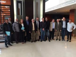 Consejo asesor territorial de Cultura de Lleida y el Alt Pirineu