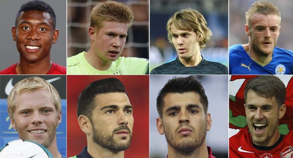 Eurocopa 2016 24 nombres que hay que seguir muy de cerca - Los italianos barcelona ...