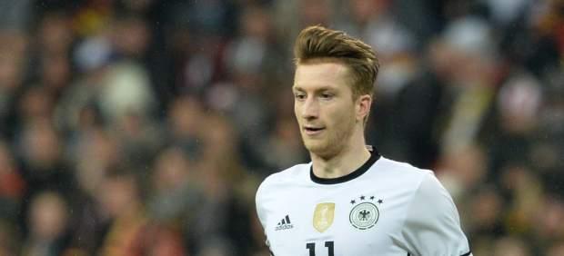 Reus, baja importante en Alemania para la Eurocopa