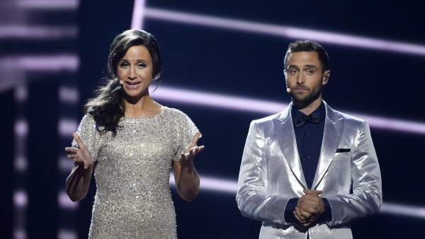 Ensayos de la segunda semifinal de Eurovisión