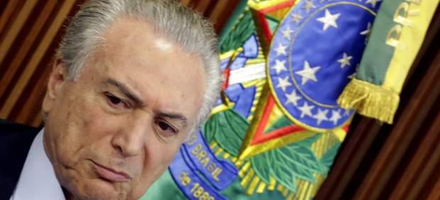 El segundo en 20 días: el ministro anticorrupción de Temer cae por el 'Caso Petrobras'