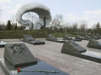 Cementerio ruso
