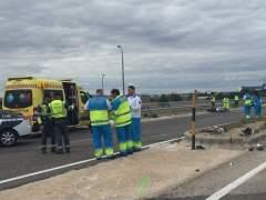 Fallecen dos motoristas en Torrejón
