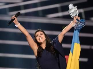 Jamala gana Eurovisión