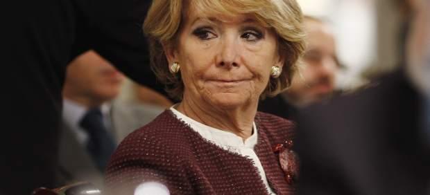 La Guardia Civil investiga los trabajos para Esperanza Aguirre de una empresa de la 'Púnica'