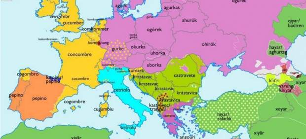 Mapa etimológico