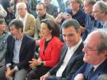 Margarita Robles, Pedro Sánchez, Ángel Gabilondo (PSOE)