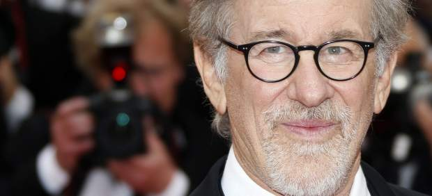 Steven Spielberg en Cannes