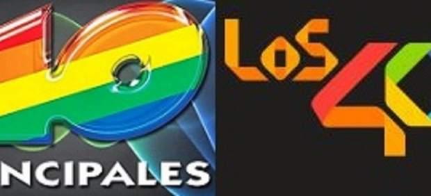 La emisora Los 40 principales pasa a llamarse LOS40