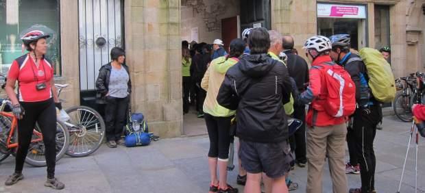 El camino de santiago supera la cifra de peregrinos que for Oficina del peregrino