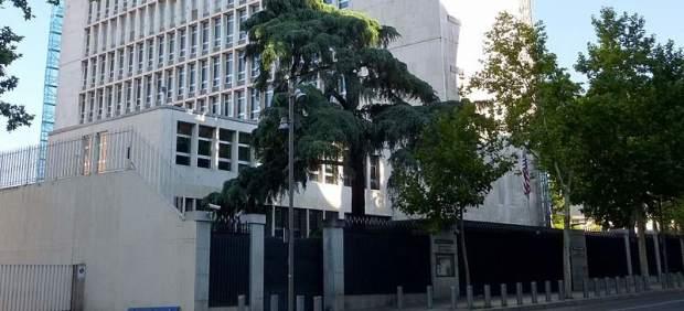Salta la alerta antiterrorista: dos jóvenes canadienses ebrios se cuelan en la embajada de EE UU