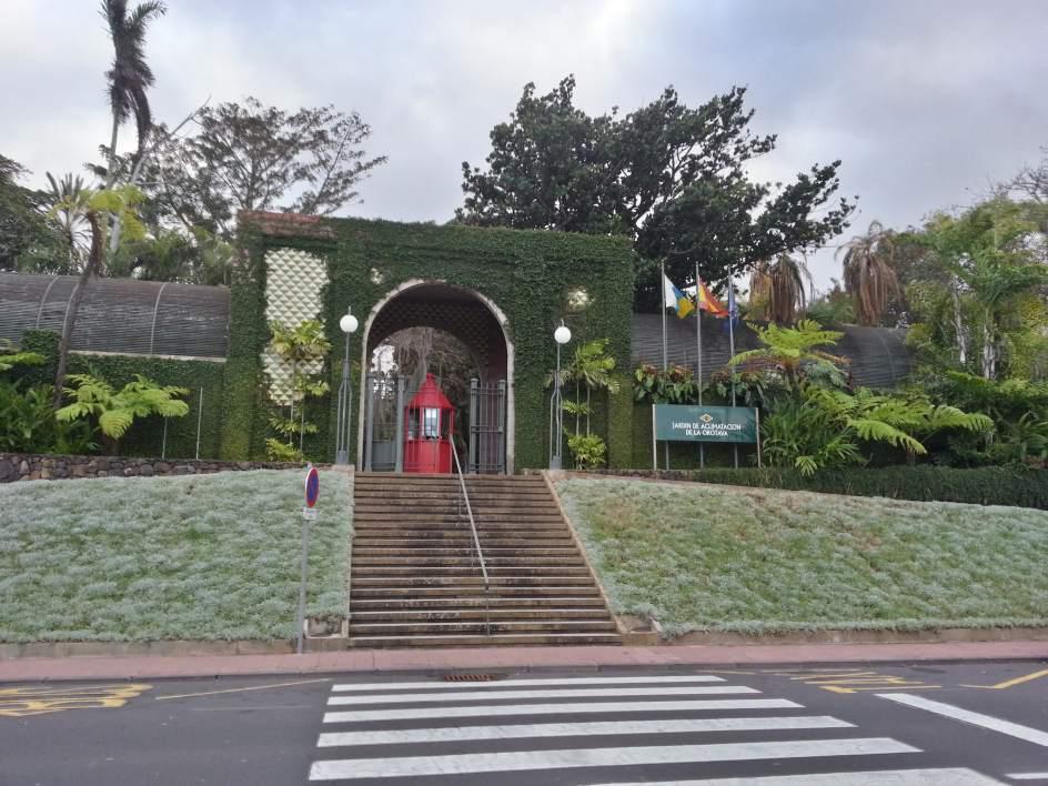 Convocan un concurso fotogr fico para promocionar el for Jardin botanico de tenerife