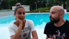 Gus Hernández entrevista a Lara Álvarez desde Honduras