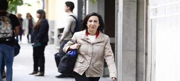 Margarita Robles, que irá en las listas del PSOE, pierde su condición de jueza del Supremo