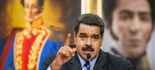 """Maduro: """"En España sólo hablan de Venezuela, de repente me presento a las elecciones"""""""