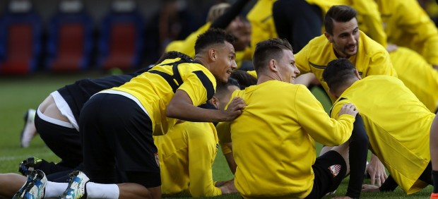 El Sevilla busca ante el Liverpool su quinta Europa League