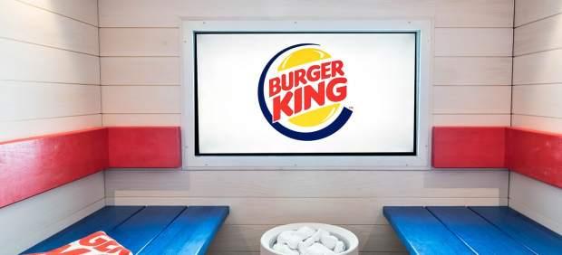 La primera sauna de Burger King ya está disponible… en Finlandia