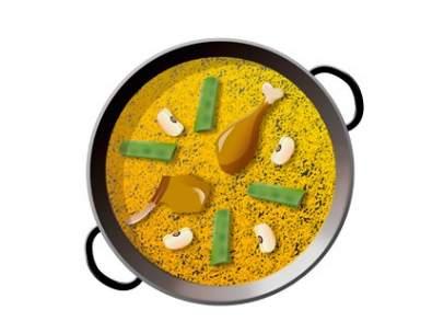 Emoji de la paella