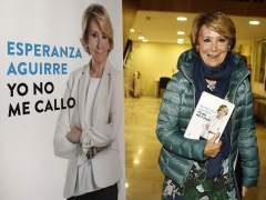 Esperanza Aguirre: la 'Dama de Hierro' cañí quebrada por la corrupción de sus delfines