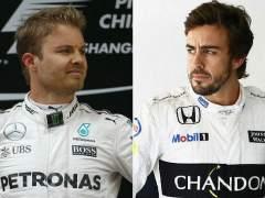 Rosberg-Alonso