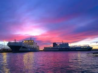 Imagen seleccionada del Puerto de Valencia