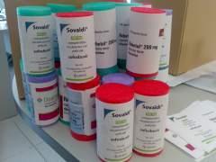Medicamentos contra la Hepatitis C