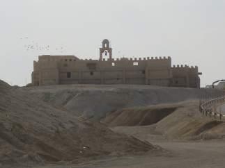 Monasterio de San Juan Bautista