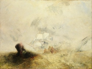 Joseph Mallord William Turner (British, 1775–1851) - Whalers, ca. 1845