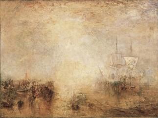 Joseph Mallord William Turner (British, 1775–1851) - 'Hurrah! for the Whaler Erebus! Another Fish!', ca. 1846