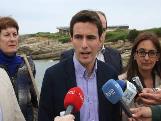 Pedro Casares, concejal PSOE Santander